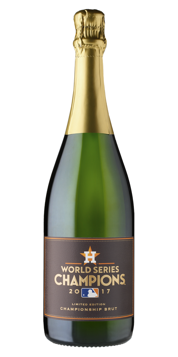 Houston Astros™ 2017 World Series™ Championship Brut