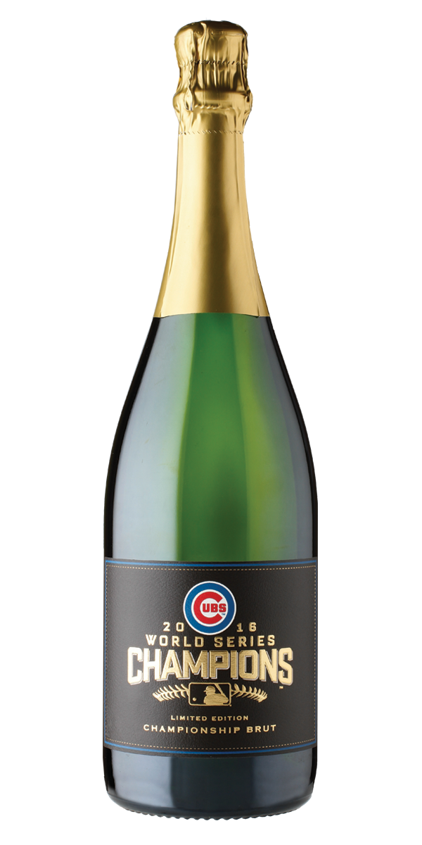 Chicago Cubs™ 2016 World Series™ Championship Brut