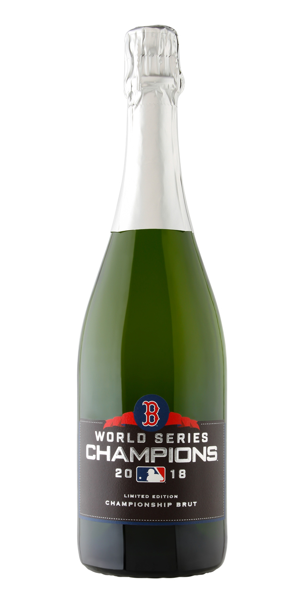 Boston Red Sox™ 2018 World Series™ Championship Brut