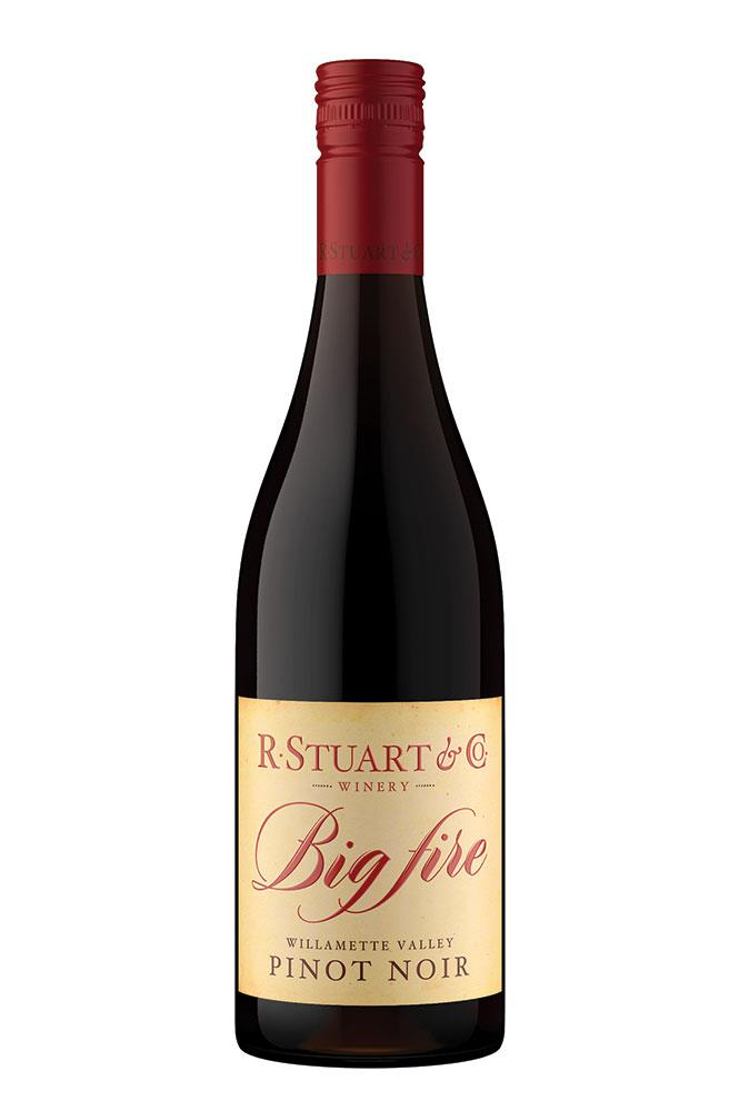 2017 Big Fire Pinot Noir