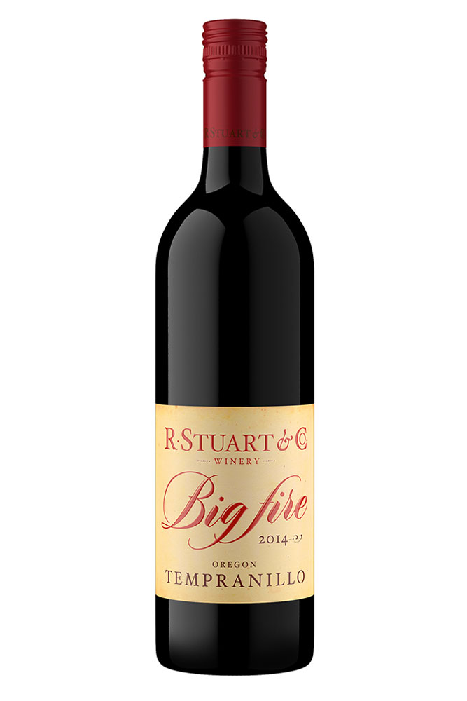 2014 Big Fire Tempranillo