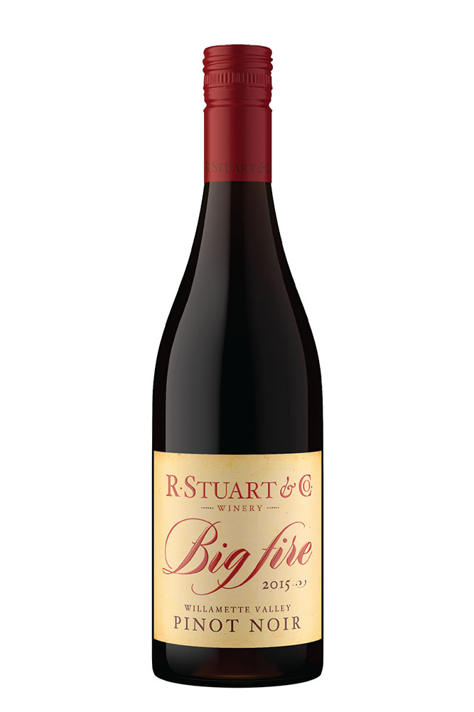 2015 Big Fire Pinot Noir