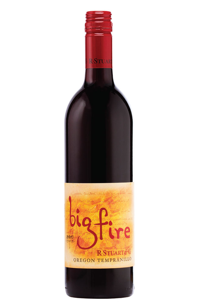 2013 Big Fire Tempranillo