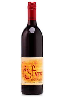 2012 Big Fire Tempranillo