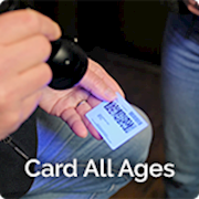 Responsible Alcohol Sales and Service - Card All Ages THUMBNAIL
