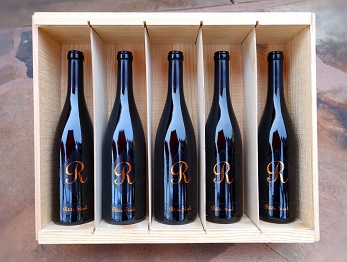 2011-2015 Petite Sirah Vertical Collection