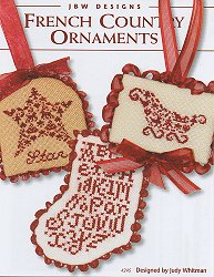 Jbw designs french country ornaments stoney creek for French country stores online