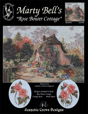 Marty Bell painting - Hansel's Cottage $1200.00 TedsList.com™