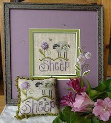 Shepherd S Bush Sheep Freebie Pattern And Meadow Daisy