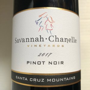 2017 Pinot Noir - Santa Cruz Mountains MAIN