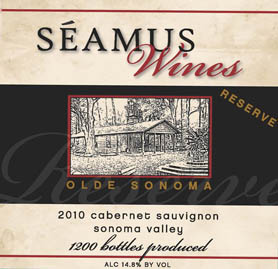 2010 Atwood Ranch Cabernet Sauvignon Reserve<br> Large Format 1.5L MAIN