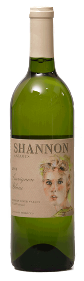 2014 Shannon Sauvignon Blanc Russian River Valley