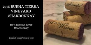 2016 Buena Tierra Vineyard Chardonnay LARGE