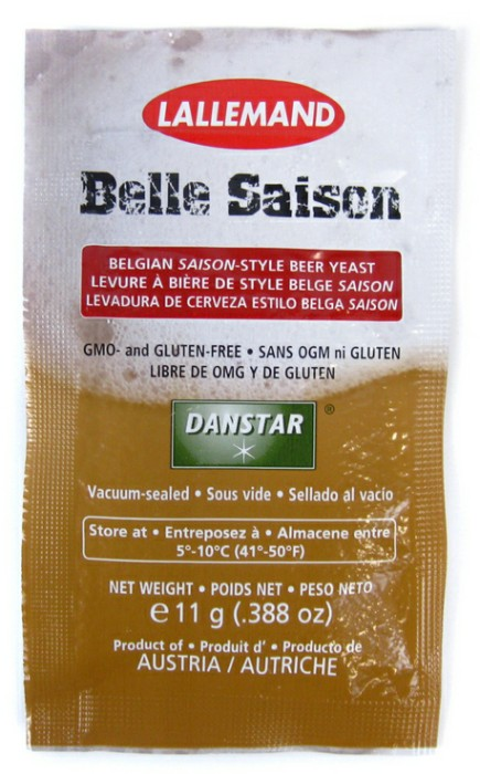 Lallemand Belle Saison Dry Ale Yeast