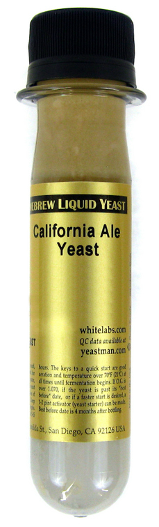 White Labs California Ale Liquid Yeast
