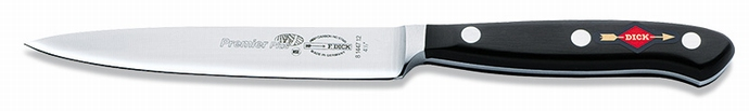 F Dick Premier Plus Paring Knife 4 1/2 Inch
