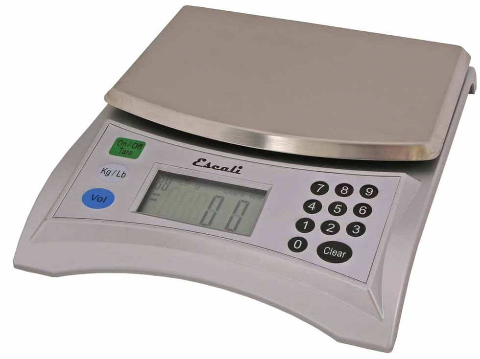 Escali Pana V136 Volume Measurement Scale 13 Lb