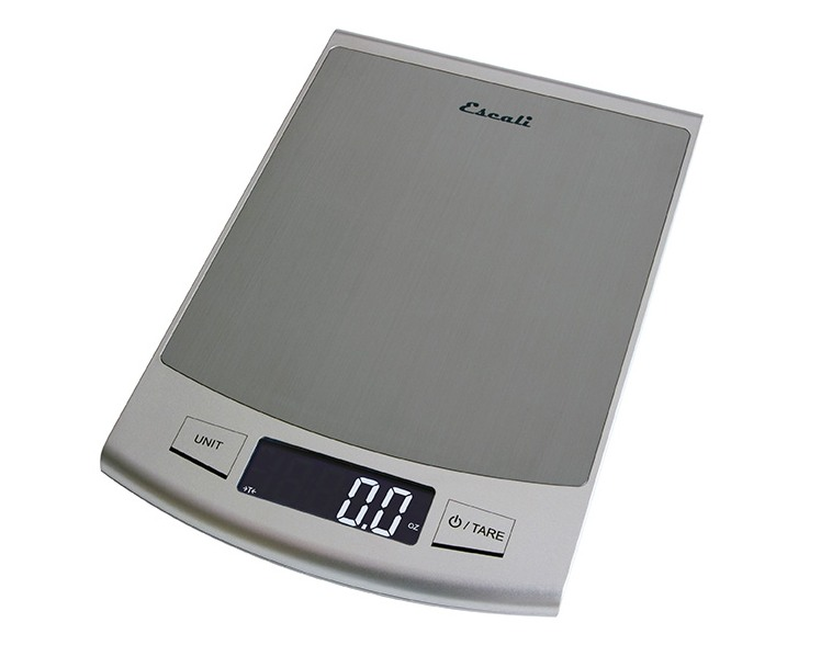 Escali Passo 2210S High Capacity Digital Scale 22 Lb