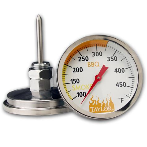 Taylor Weekend Warrior Grill/Smoker Thermometer