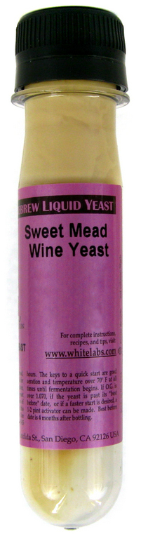 White Labs Sweet Mead/Wine Liquid Yeast