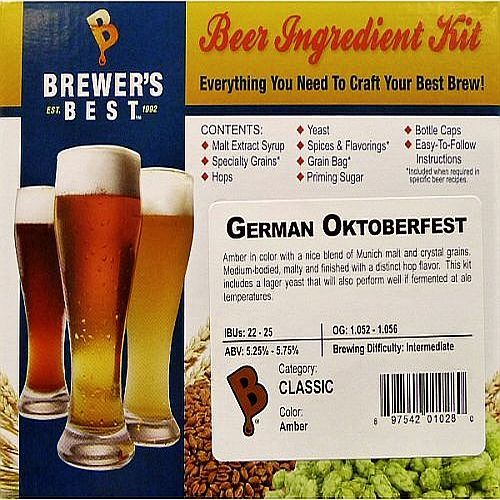 German Oktoberfest Beer Kit