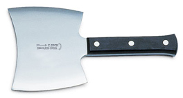 F Dick Meat Cleaver Double Edged 6 Inch
