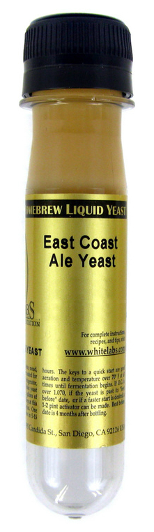 White Labs Liquid East Coast Ale Liquid Yeast