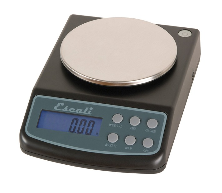 Escali L125 L-Series High Precision Scale 125 Gram/0.1 Gram