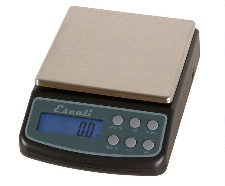 Escali L600 L-Series High Precision Scale 600 Gram/0.1 Gram