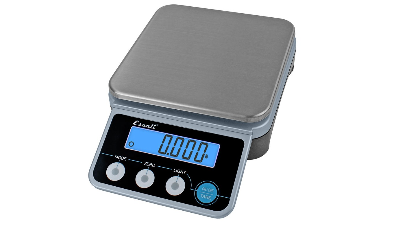 Escali RS136 R-Series Portion Control Scale 13 Lb