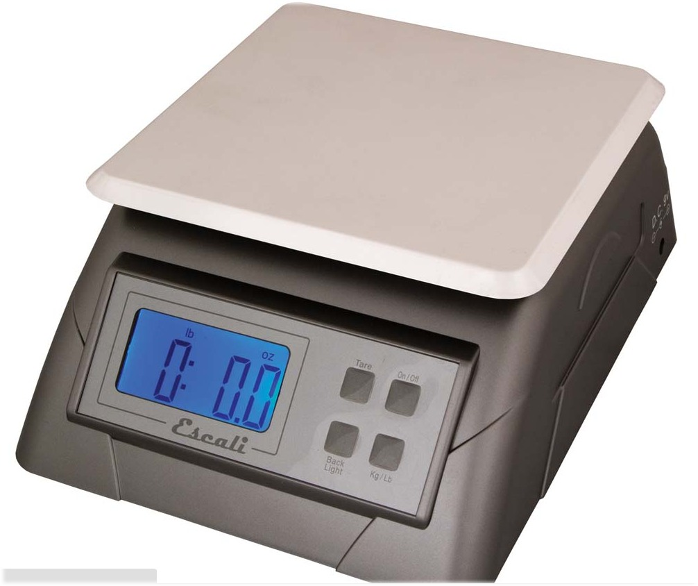 Escali Alimento 136KP NSF Listed Digital Scale