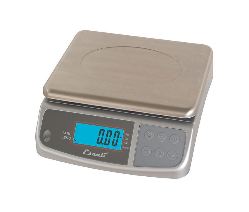Escali M-Series M3315 NSF Multifunctional 33Lb Scale