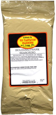 Bologna Seasoning