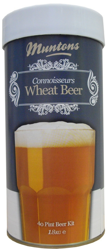 Munton's Connoisseurs Wheat Malt Extract Kit 4 LB