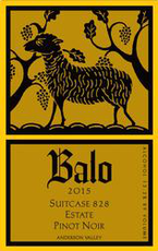 Balo Vineyards 2015 Suitcase Pinot Noir $36.99
