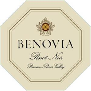 Benovia 2017 Pinot Noir Russian River Valley LARGE