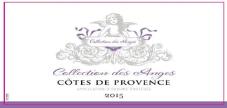 Collection des Anges 2016 Côtes de Provence Rosé