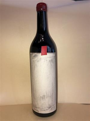 Sine Qua Non 1998 E-Raised California Syrah (one 750ml btl)