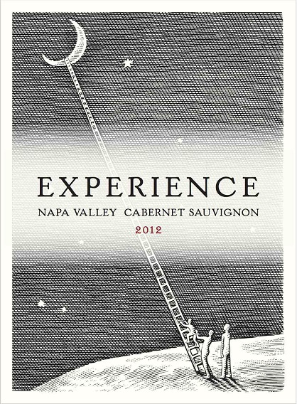 Wine Label Image - Experience Wines 2012 Napa Valley Cabernet