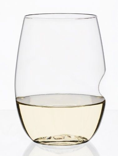 GoVino Shatterproof 12-oz Stemless Wine Glass