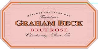 Graham Beck, N.V. Brut Rose (South Africa)