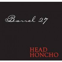 Wine Label - 2012 Head Honcho Syrah, $29.99