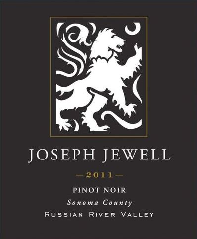 Joseph Jewell, 2013 Pinot Noir, Russian River