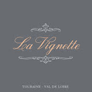 "Wine Label - ""La Vignette""  dry Rose from France - Loire Valley"