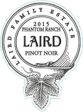 Laird 2014 Pinot Phantom Ranch Vyrd, Carneros