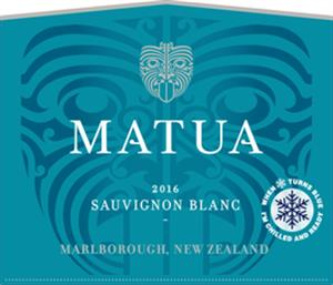 Matua Sauvignon Blanc, Marlborough New Zealand. $10.99 LARGE