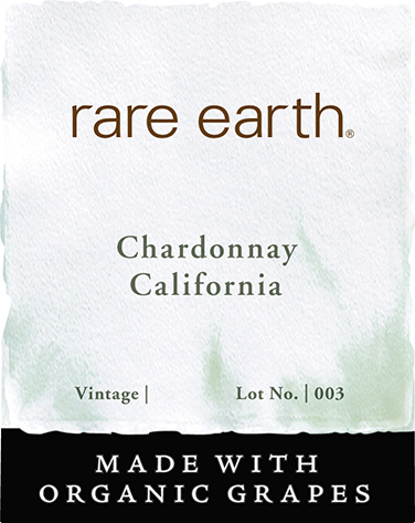 Rare Earth Organic Winery 2014 Chardonnay