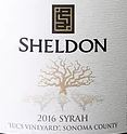 Sheldon 2016 Syrh Luc's Vineyard THUMBNAIL