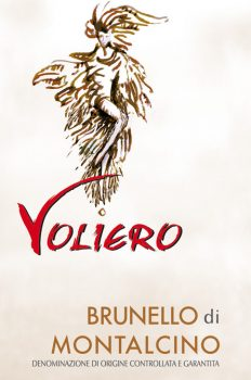 Wine Label - 2015 Voliero Brunello di Montalcino THUMBNAIL