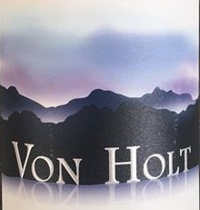 Von Holt Wines 2017 Pinot Noir Hummingbird Hill Vyrd MAIN